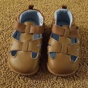 Brand new never worn sandals